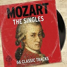 Mozart The Singles Collection Various Mozart The Singles Collection Various CD N