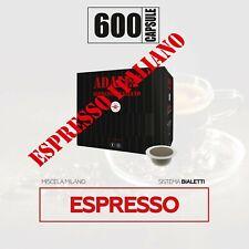 600 capsule compatibili bialetti* caffè milano mokona cuore gratis
