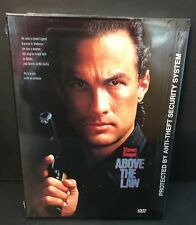 Above the Law (DVD, 1998) Steven Seagal