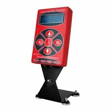 Professional DUAL Tattoo Hurricane Digital Display Power Supply Machines red USA