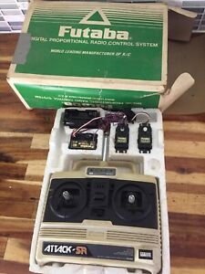vintage futaba Radio Controlled System