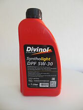 Divinol 5W-30 Syntholight DPF Longlife III Motoröl 504.00 507.00 Freigabe