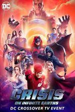 Crisis On Infinite Earths New Region 4 DVD