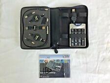 Notebook KIT MD85555 Trevion mit Tasche, Zubehör, Bedienungsanleitung
