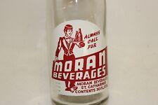 Moran Beverages Soda Bottle, St. Catharines