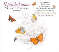 Caldara: Il Piu Bel Nome, New Music