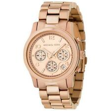 Michael Kors Stainless Steel Case Women's Wristwatches