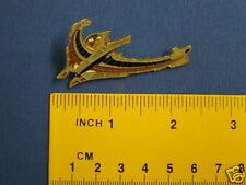 Star Trek Insurrection Sona Battleship Cutout Pin Badge ST9A