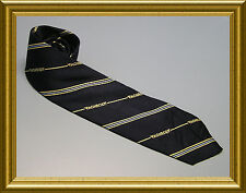 VINTAGE MONROE POLYESTER TIE NECKTIE by MICHAEL BRUCE