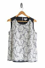 Rayon Classic Neckline Sleeveless Tops & Blouses for Women