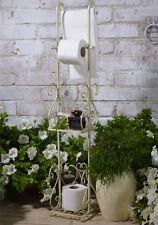 Papier Toilette Derouleur Wc Accessoire Porte Salle De Bain Style Shabby Chic