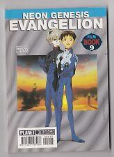 Neon Genesis Evangelion Newtype película Book 9 en italiano! 1999 japón cómic