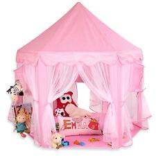 KIDUKU® Tenda gioco per bambini Castello di gioco Principessa Pop Up Rosa