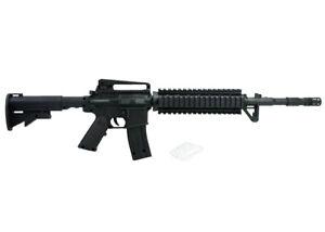 Kugelgewehr mit Magazin >0,5 Joul ca 60 cm / + Kugeln