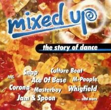 Mixed Up-The Story of Dance (1999, #zyx81186) Corona, Gala, Sash!, Redn.. [2 CD]