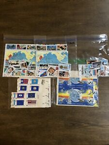 $55 in Postage Stamps