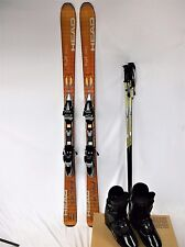 Head skis,  the Pro link XL  169 cm  with tyrolia bindings.