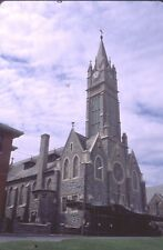 historic structures-Churches-St.Katherine Drexel Cath. @ Lansford Pa.Fuji slide