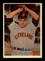 1957 Topps Set Break # 300 Mike Garcia VG *OBGcards*