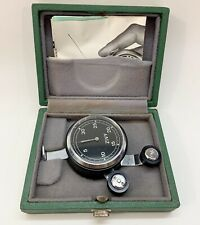 Zivy Yarn Tension Meter Model Ten in Original Case with Documentation