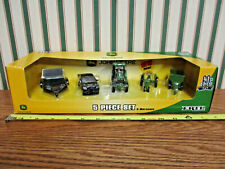 John Deere 7800 5-Piece Set Ertl 60th Anniversary Edition 1/64th Scale >
