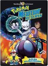 Pokemon: Mewtwo Returns (DVD, 2001)