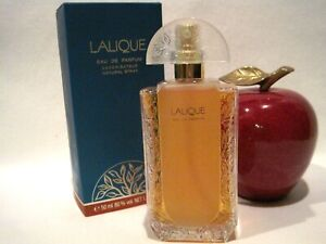 LALIQUE EAU DE PARFUME   NEW IN BOX  BEST PRICE!!