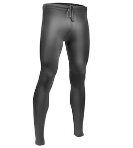 Aero Tech Designs TALL Spandex UNPADDED Workout Running Fitness Tights