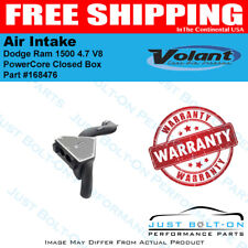 VOLANT 02-07 Dodge Ram 1500 4.7 V8 PowerCore Closed Box Air Intake 168476