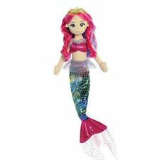 "Mermaid Doll Purple Princess 17""/45cm"