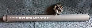 Orvis Encounter fly fishing rod and reel 9' 5wt