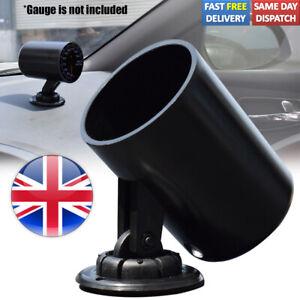 "2"" 52mm Single Gauge Pod Mount Holder Dashboard Meter Cup Turbo Boost Universal"