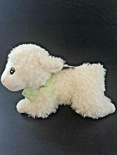 "Louie Lamb Sheep Plush Sears Stuffed ANimal NEw Tags 8"" long"