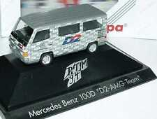 1:87 Mercedes-Benz 100D Bus DTM 1994 AMG-D2 private Team - herpa 036306