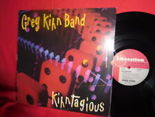 GREG KIHN BAND Kihntagious LP 1984 AUSTRALIA First Pressing MINT-