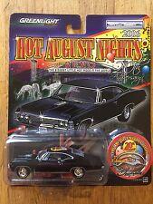 Greenlight 1967 Impala 427 SS Black 1 of 5000
