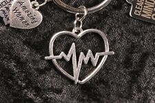 Celebrate a Healthy HEART and Blood Pressure Charm for Weight Watchers Ring