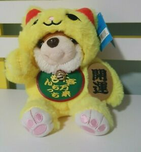 Gund BOO THE WORLDS CUTEST DOG SANRIO Pomeranian Lucky Cat Outfit Toy 4050515