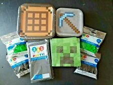 Minecraft Birthday Party ~Kit~in~a~Box~ Serves 32 guests