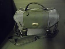 NEW Nikon Deluxe Digital SLR Camera Case - Gadget Bag for DSLR Camera