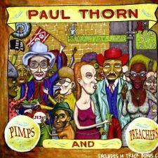 Paul Thorn - Pimps & Preachers [New CD]