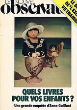 Le Nouvel Observateur   N°732   20 Au 28 Novembre 1978: Le drame de l'exodus vie