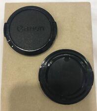 Original Canon 52mm Front Lens Cap