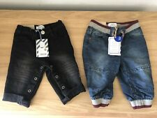 Brand New Baby Boys Jeans 3-6 Months
