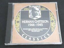 Herman Chittison: The Chronological Classics, 1944-1945 (Audio CD)