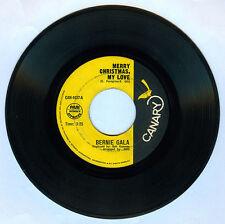Philippines BERNIE GALA Merry Christmas, My Love OPM 45 rpm Record