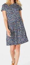 J.Jill  Dress    L  NWT  Easy Shirred-Waist Knit Dress