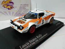 Modell-Rennfahrzeuge von Lancia MINICHAMPS im Maßstab 1:43