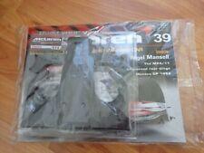 ISSUE 39 DEAGOSTINI 1/8 BUILD YOUR OWN MCLAREN MP4/23 LEWIS HAMILTON 2008 F1 CAR
