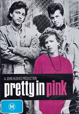 Pretty In Pink - Comedy / Drama / Romance - Molly Ringwald - NEW DVD